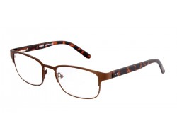 I NEED YOU Lesebrille BUDDY demi braun