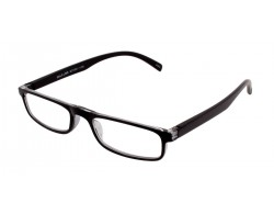 I NEED YOU Lesebrille HALFLINE schwarz
