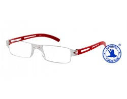 I NEED YOU  Lesebrille JOY rot
