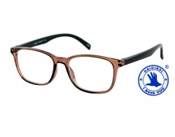 I NEED YOU  Lesebrille LUCKY braun