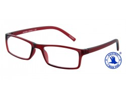 I NEED YOU  Lesebrille WINNER rot