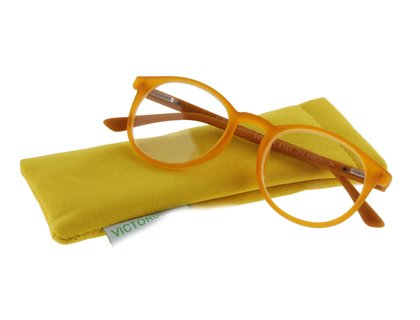 Lesebrille KINGSTON gelb