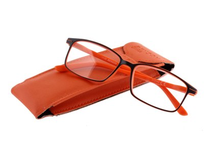 Lesebrille FANCY orange