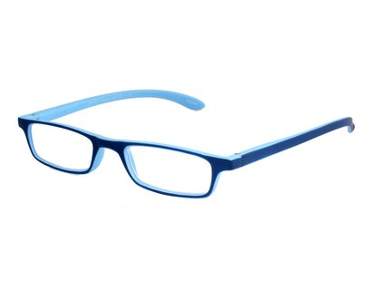 I NEED YOU  Lesebrille ZIPPER Selection blau