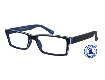 I NEED YOU Lesebrille CAPRI blau