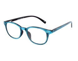 I NEED YOU Lesebrille INSIDER blau