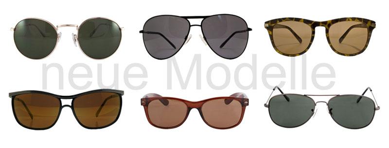 Entdecken Sie die neuesten Sonnenbrillen bei Ihrem Lesebrillen-Markt